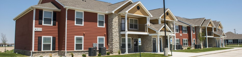Lawrence KS Prairie Ridge Floor Plans Apartments in Lawrence