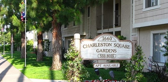 Charleston Gardens Anaheim CA Apartments for Rent