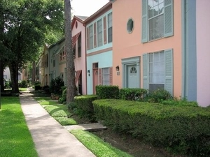 Bermuda Woods Apartments | Houston, Texas, 77080  Townhouse, MyNewPlace.com