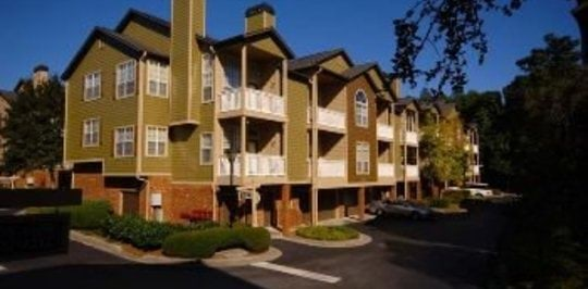 2 bed 2 bath apartment w attached garage atlanta ga for Apartment homes with attached garage