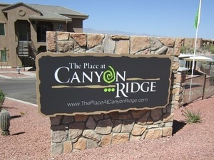 The Place at Canyon Ridge | Tucson, Arizona, 85745   MyNewPlace.com