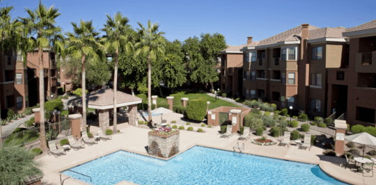 Courtney Village Apartments Phoenix Az