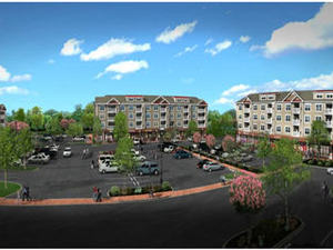 The Promenade At Red Apple Town Center | Chester, Maryland, 21619  Mid Rise, MyNewPlace.com
