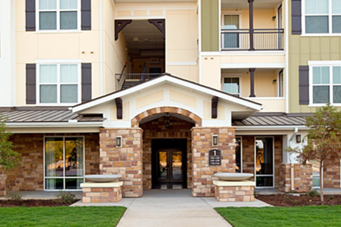 The Reserve at Village Creek apartments in Burleson Texas