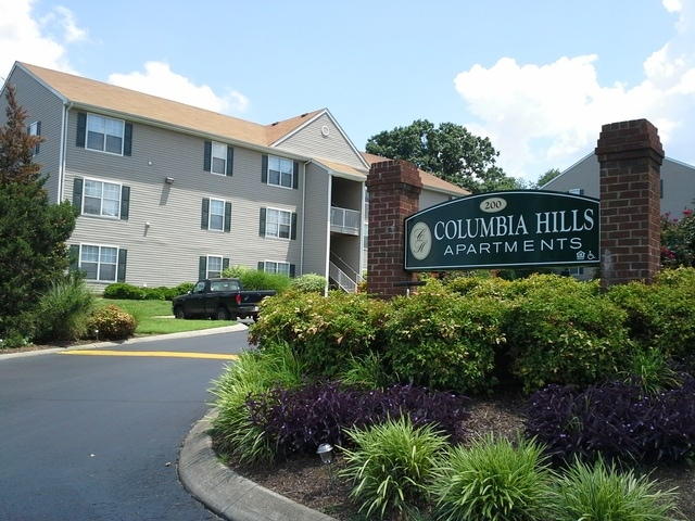 Columbia Hills Apartments