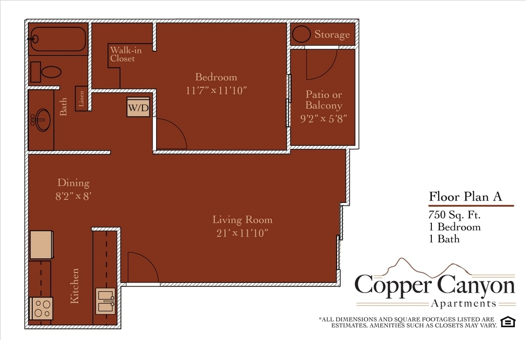 Apartments for Rent in Phoenix, AZ | Copper Canyon - Home