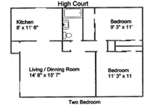 Brookside Commons - East Hartford, CT Apartments for rent