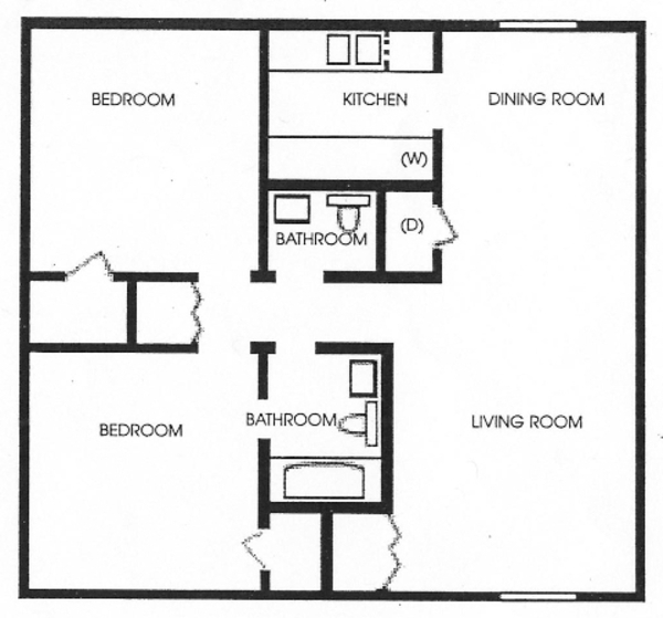 Jamestown Apartments Dallas Tx: Jamestown, NC Apartments For