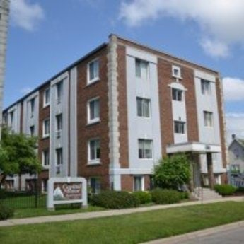 Image of apartment in Lansing, MI located at 515 South Chestnut