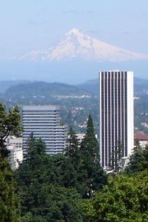 Oregon City Region