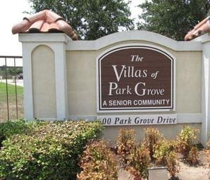 Contact Villas Of Park Grove