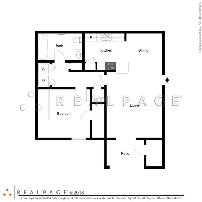 Phenix City, AL Greenleaf Floor Plans