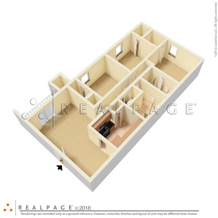Brittwood Apartments Columbus Ga: Columbus, GA Brittwood Floor Plans