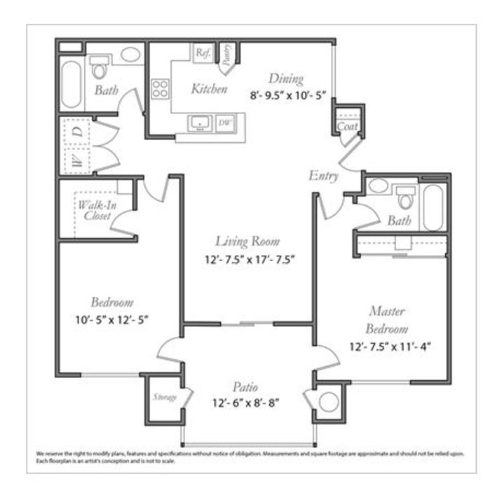 Apartments For Rent San Jose Floor Plans At Woodland Meadow