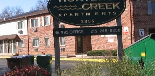 Hunters Creek Apartments Bensalem Pa