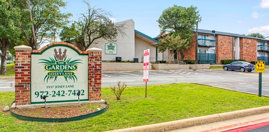 The Gardens Of Josey Lane Carrollton Tx Apartments For Rent