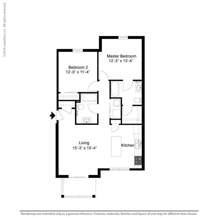 Avery Point Apartments: Hilliard, OH Avery Pointe Floor Plans
