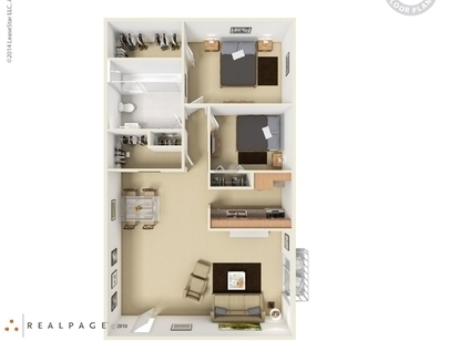 apartment 3 bedroom. 2D Diagram  3D Furnished 1 2 and 3 Bedroom Apartments in Hermitage at Hills