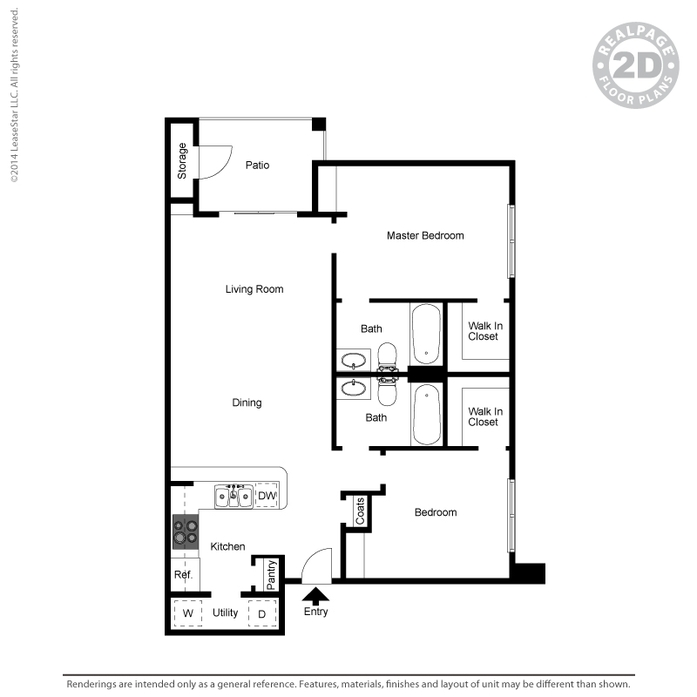 Apartments In Atascocita: Humble, TX Lakeshore Villas Floor Plans