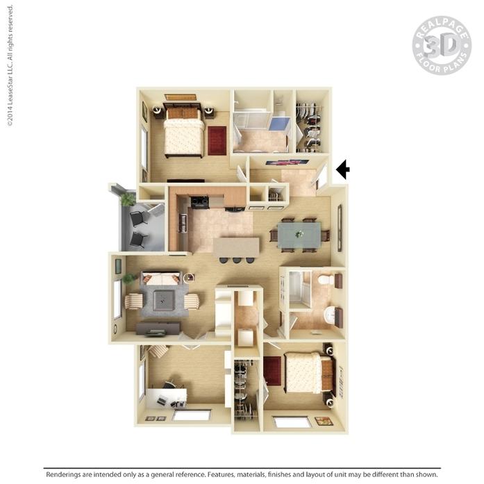 Corinth, TX Kensington Park Floor Plans