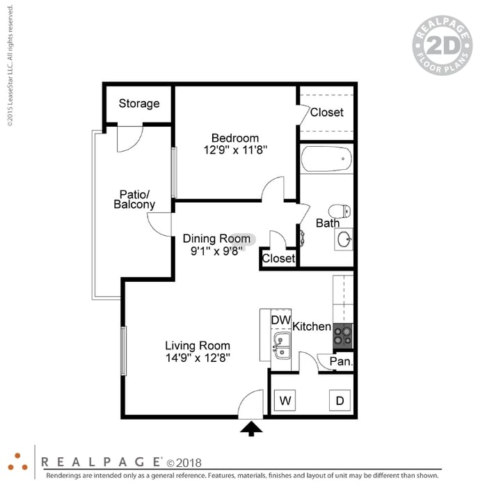 Plano TX Ranch At Ridgeview Floor Plans