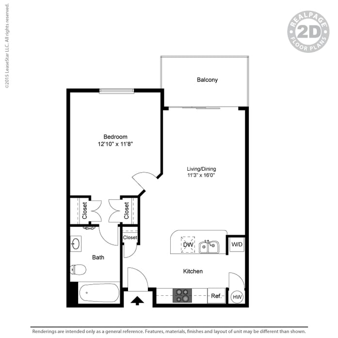 Apartments for Rent in Salt Lake City, UT | Elevate On 5th ...