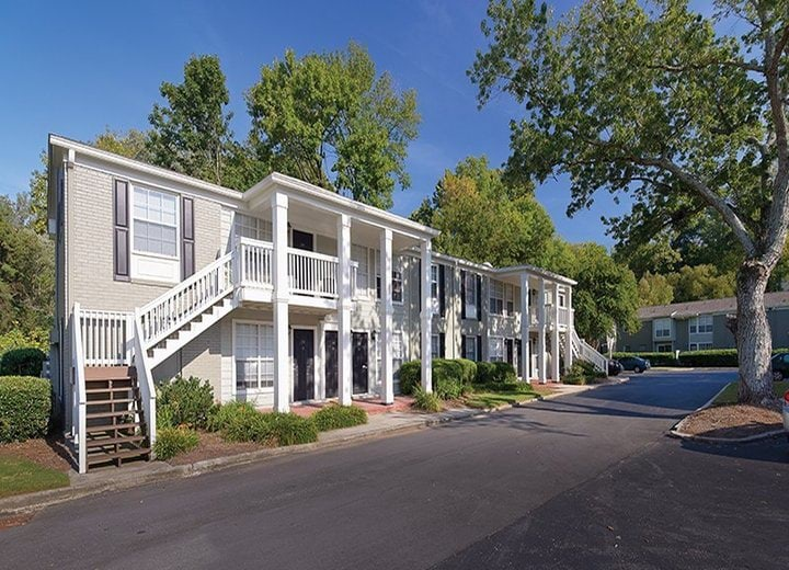 Peachtree Square Apartments Floor Plans: Atlanta, GA Apartments For Rent