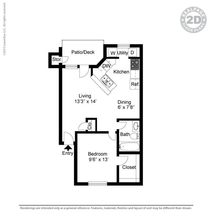 Austin, TX Polo Club Floor Plans