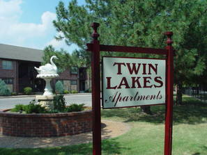 Contact Twin Lakes Apartments