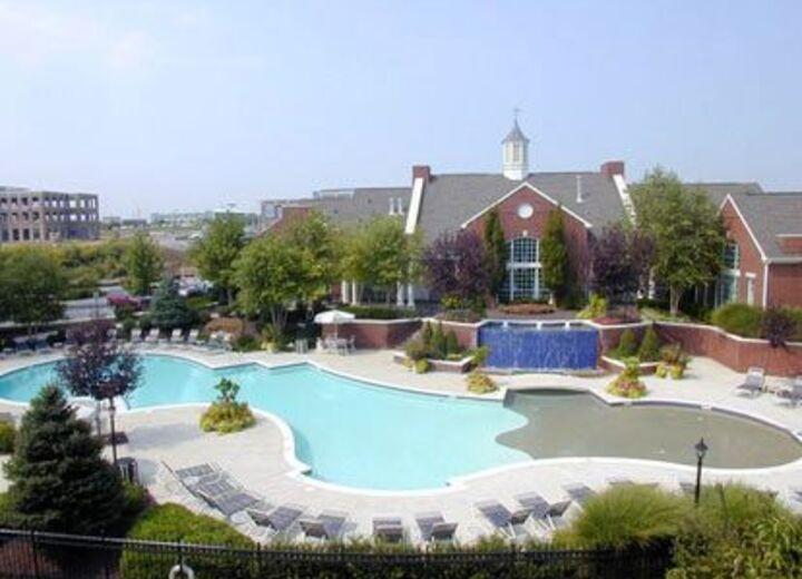 Cambridge Square Apartments Overland Park Kansas