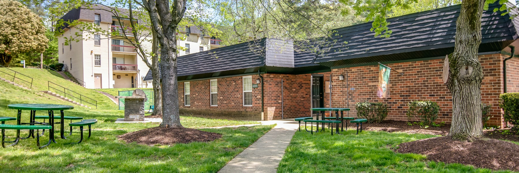 Willow Oaks Apartments; Willow Oaks Apartments Picnic Station ...