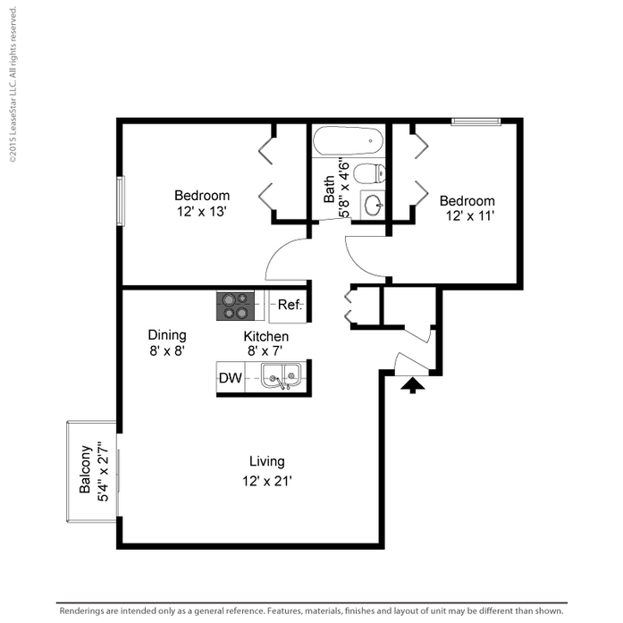 Studio, 1 And 2 Bedroom Apartments In New Hope, MN