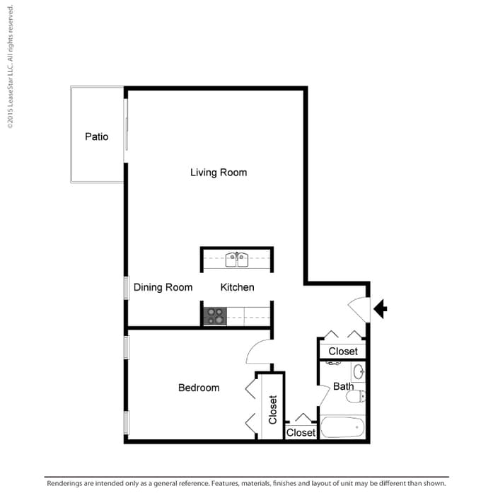 Studio, 1, And 2 Bedroom Apartments In New Brighton, MN