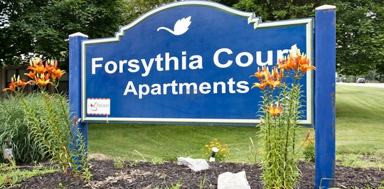 Forsythia Court Apartments - Westerville, OH Apartments for Rent