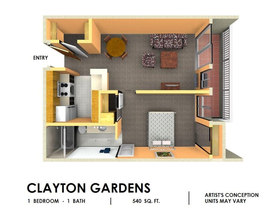 1 Available Floor Plans Meet Your Search Criteria. 3D Furnished · 3D  Furnished · 2D Diagram · 3D Furnished ...