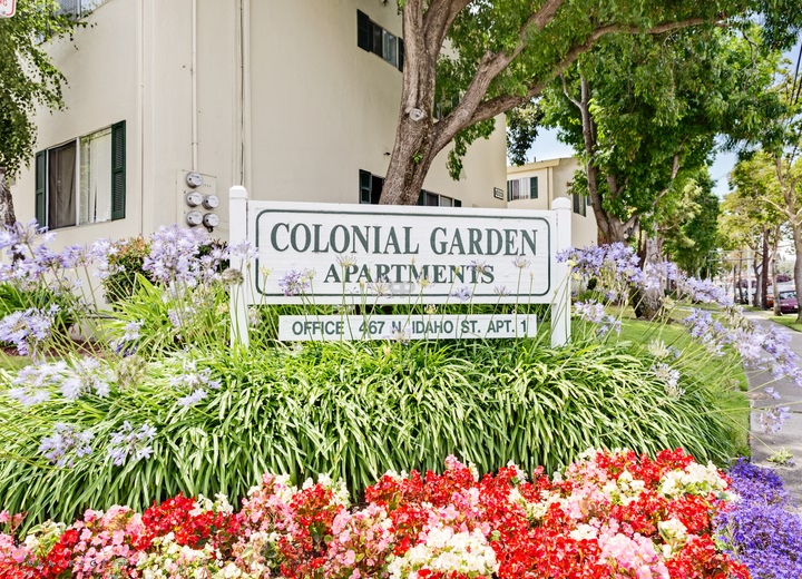 Colonial Garden Apartments - San Mateo, CA Apartments for Rent