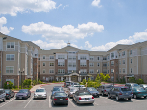 Willow Manor at Cloppers Mill for Seniors 62+ | Germantown, Maryland, 20874  Mid Rise, MyNewPlace.com