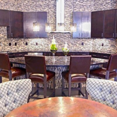 San Antonio Apts; Luxury Kitchen; Kitchen/Dining Area ...