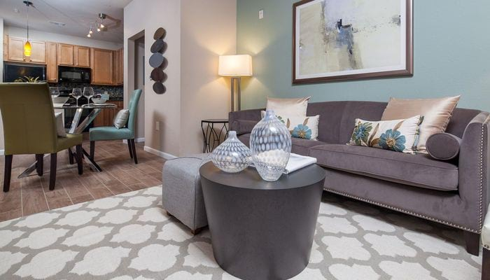 Living At Carlyle Crosstown