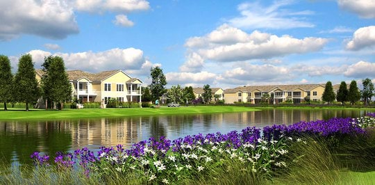 Springs At Six Mile Cypress Fort Myers Fl Apartments
