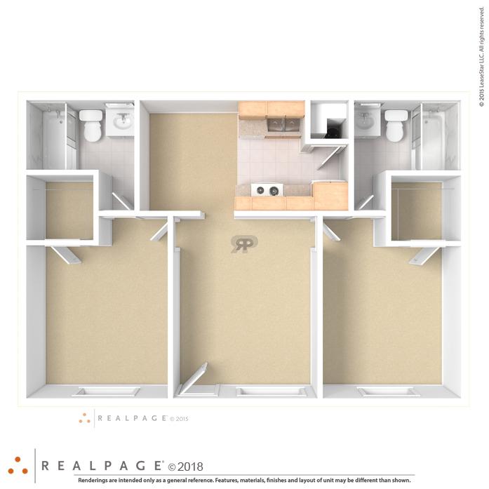 Ponderosa Apartments: Floor Plans At Ponderosa Park Apartments
