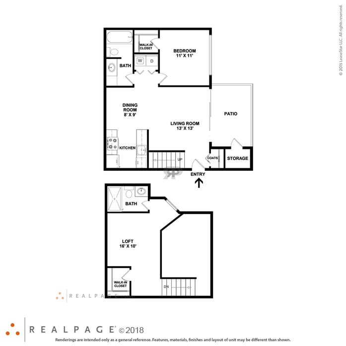 Floor Plans At Woodcrest Apartments