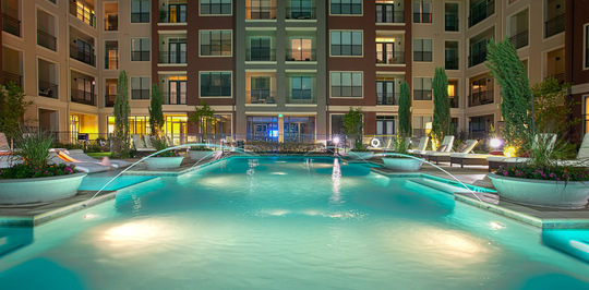 The Icon At Ross Dallas Tx Apartments For Rent