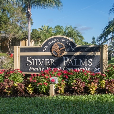 Silver Palms Apartments in Largo, FL