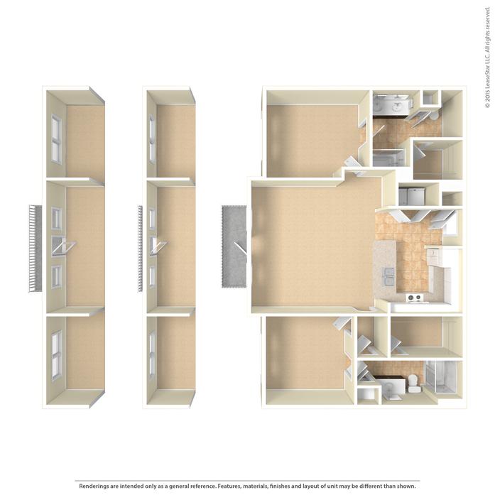 North Dallas Apartments: City North Apartments For Rent In Dallas, TX