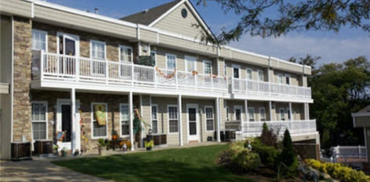 Fairfield Lakeside At Moriches Moriches Ny Apartments