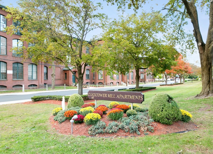 Clocktower mill apartments manchester ct apartments for - 2 bedroom apartments in manchester ct ...