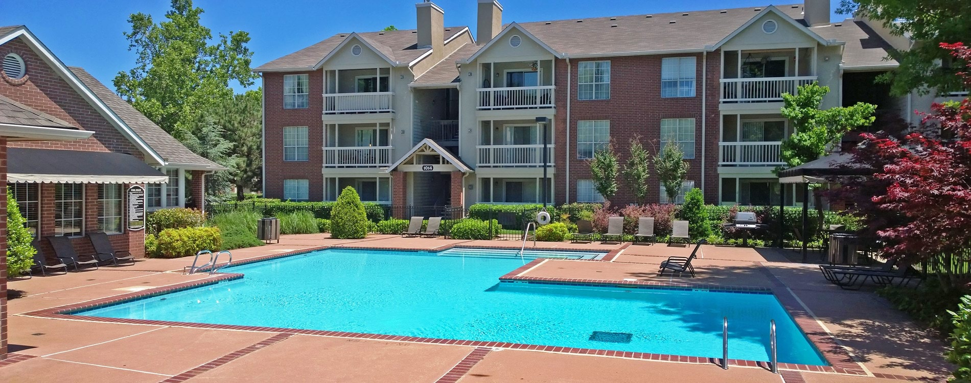 Apartments for Rent in Tulsa, OK | Wellsford Oaks Apartments - Home