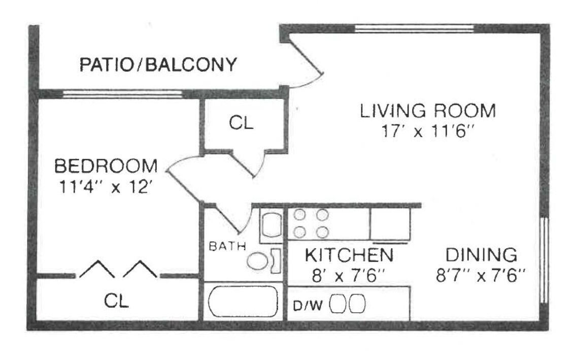 nashville tn woodmont terrace apartments floor plans apartments 2d diagram