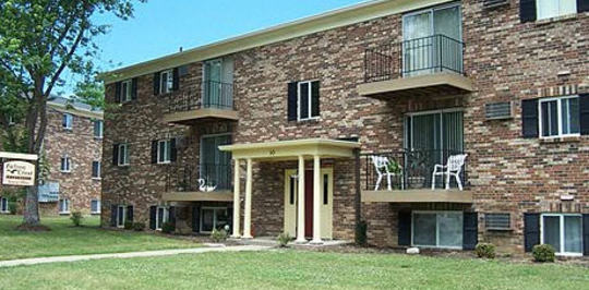 Robbie Ridge Apartments Milford Ohio